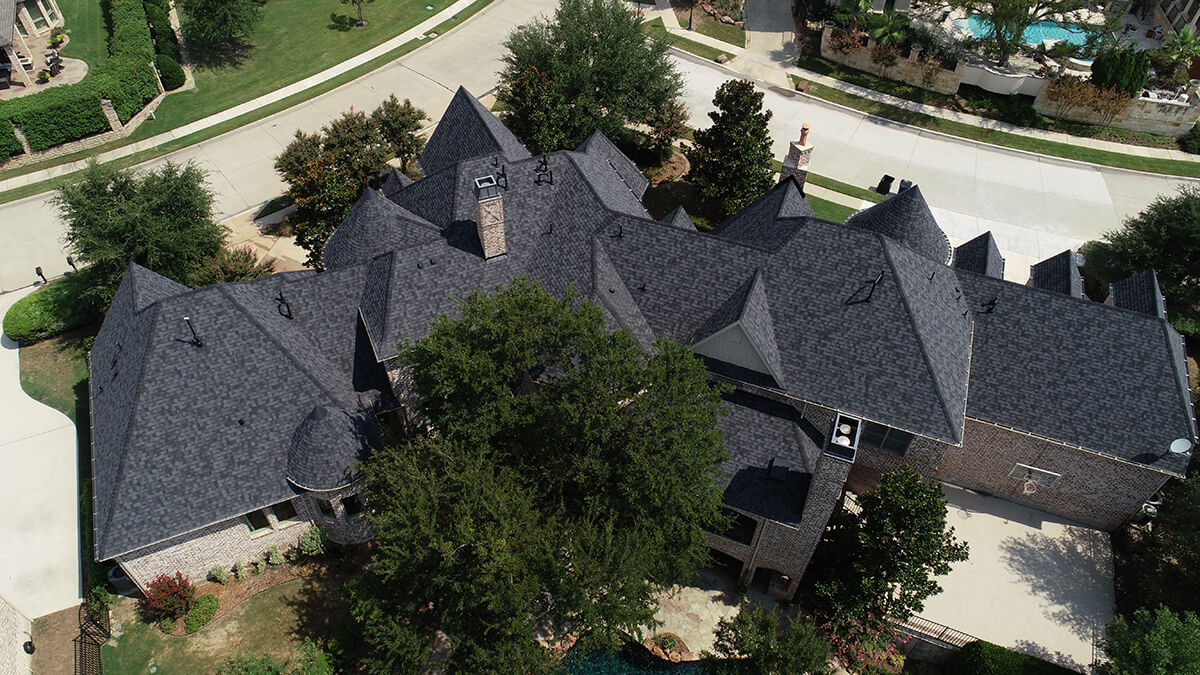 View Our Recent Asphalt Roof Projects In Texas Pro Claim