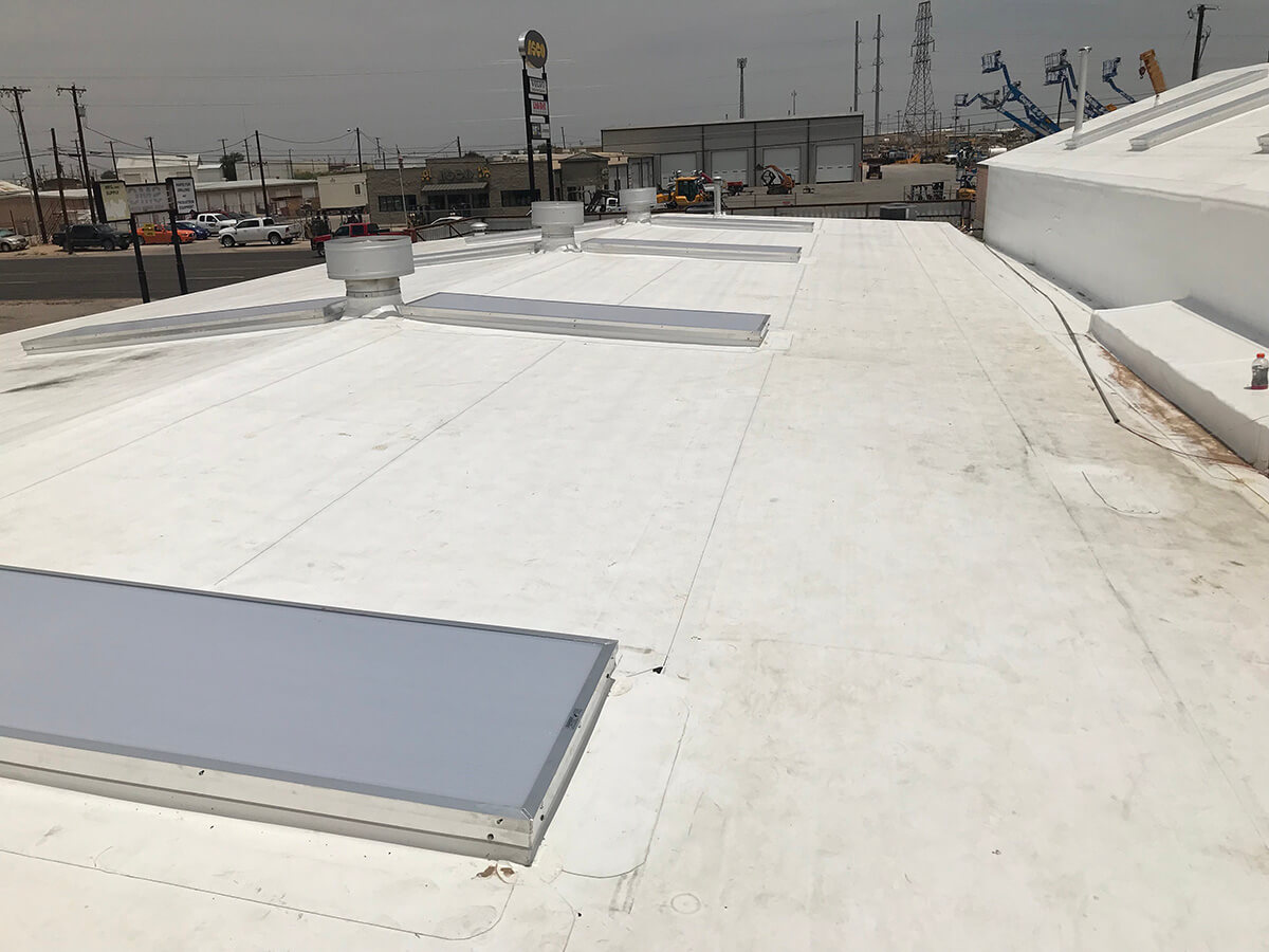 Residential Flat Roof Replacement