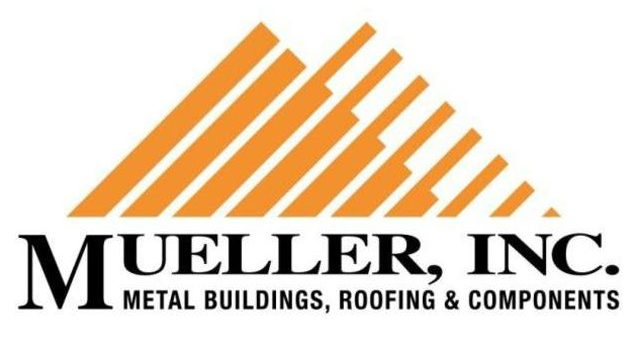 Mueller, Inc. Metal Buildings, Roofing I& Components
